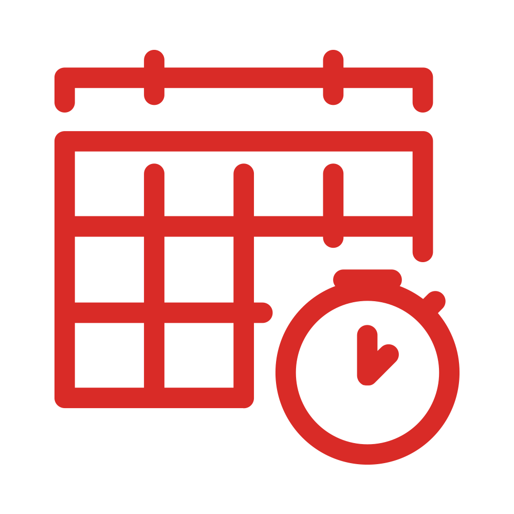 Scheduling & Tracking